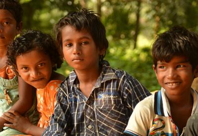 Children in India 2