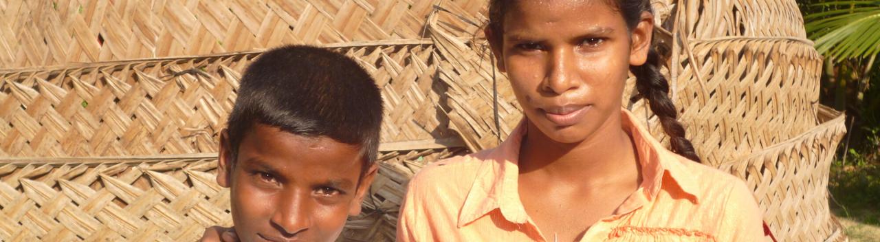 Children in Sri Lanka