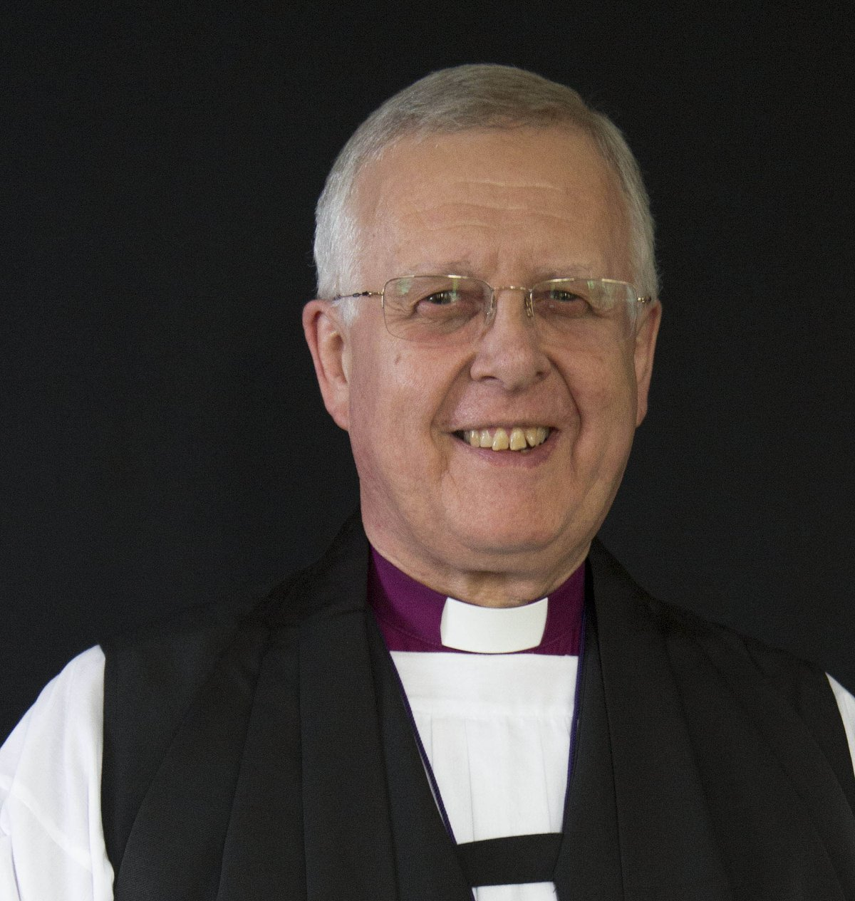 Rt Revd Donald Allister