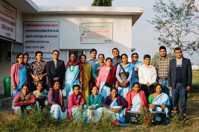 Nepal group