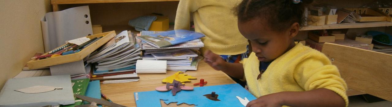 Ethiopia kindergarten