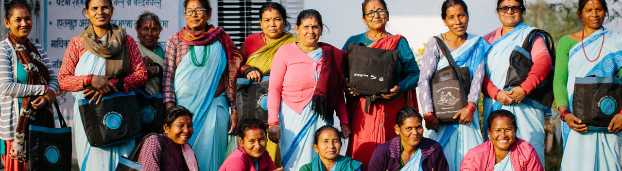 Health workers in Nepal