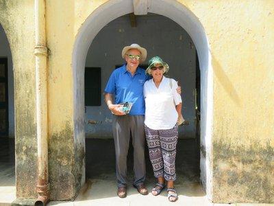 Ian and Pauline Jepps