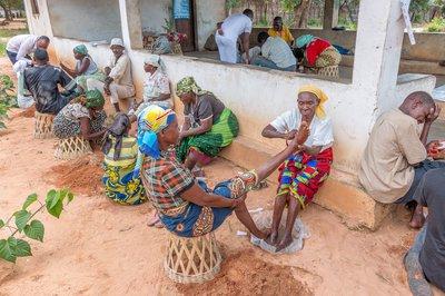 Self-care in Mozambique