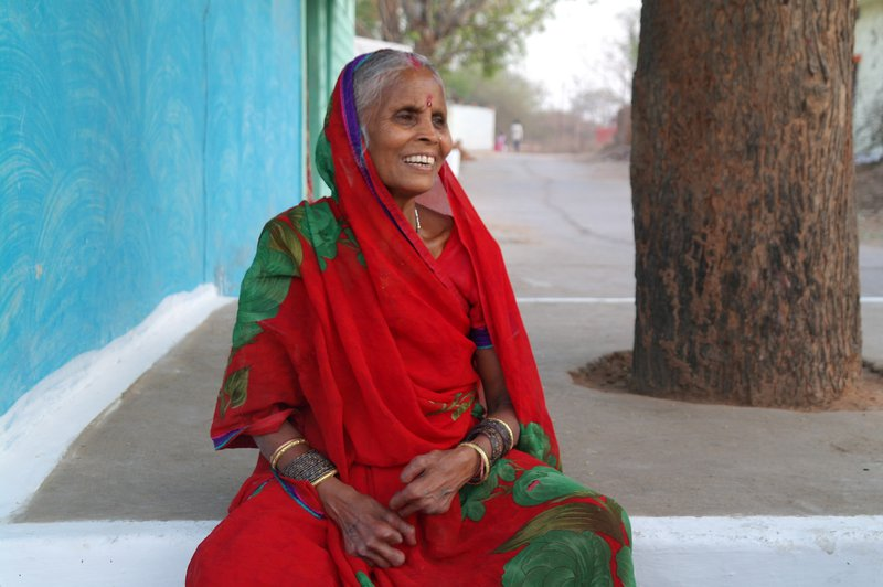 Sharidah is a Champion for Zero Leprosy, advocating for human rights in her community.