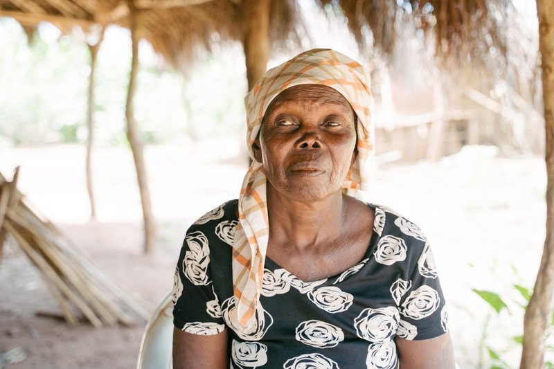 Maria, a Leprosy Changemaker from Mozambique