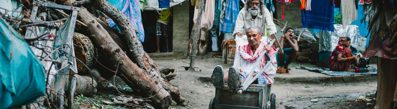 Leprosy community