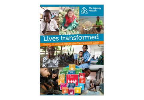 Lives transformed