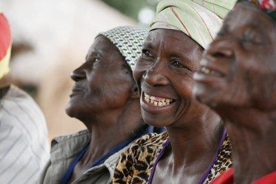 Mozambique women - screen resolution