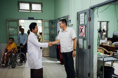 Peter in Sri Lanka 2