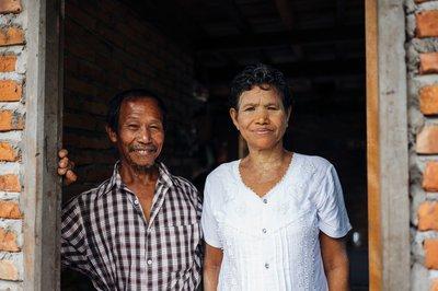 Couple in Myanmar