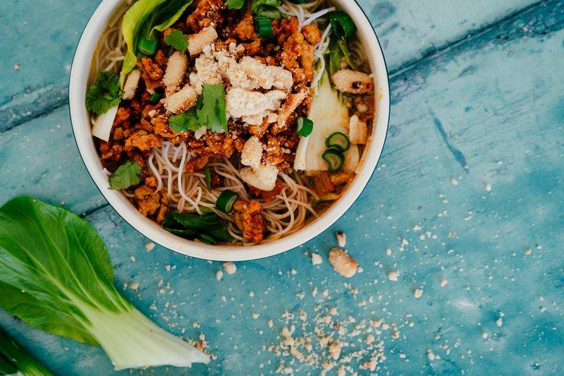 Shan Noodle Soup