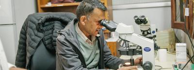Research at Anandaban Hospital 2